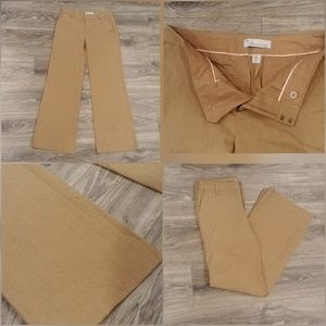 Gap, Wide Leg Trouser, Khaki